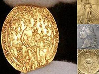 گرانترین سکه های جهان