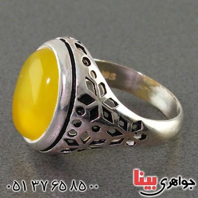انگشتر های عقیق شرف الشمس