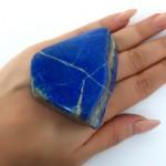 سنگ لاجورد افغانی درشت مناسب سنگ درمانی _کد:10883