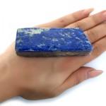 سنگ لاجورد افغانی درشت مناسب سنگ درمانی _کد:10897