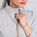 سرویس نقره زنانه ایتالیایی فاخر باشکوه مدل شال _کد:1608
