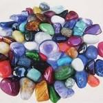 خواص درمانی رنگهای مختلف سنگ ها