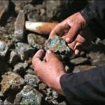 تصاویری از معدن فیروزه نیشابور