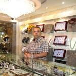 افتتاح شعبه دو جواهری بینا