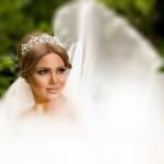 رنگ موی زیتونی بدون دکلره برای نو عروسان