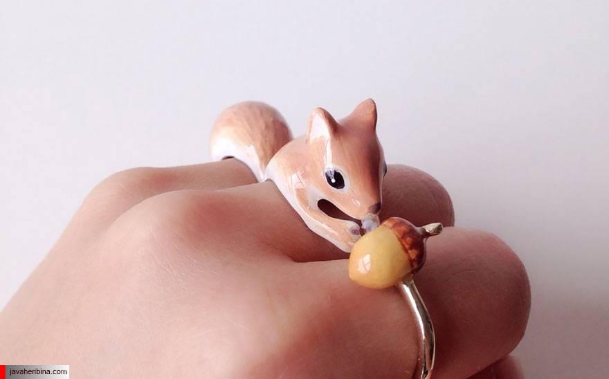 انگشتر سنجاب