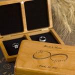 جعبه انگشتر و حلقه ازدواج های زیبا