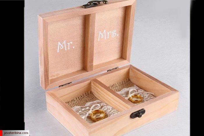 جعبه جواهرات لوکس