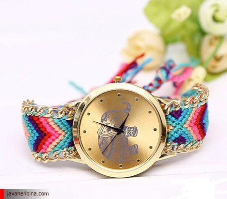 ساعت های فانتزی دخترانه
