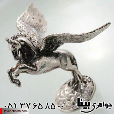 مجسمه اسب بالدار