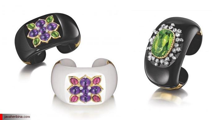 دستبند های زیبای Verdura