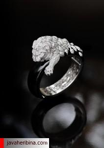 جواهرات زیبا با نماد شیر