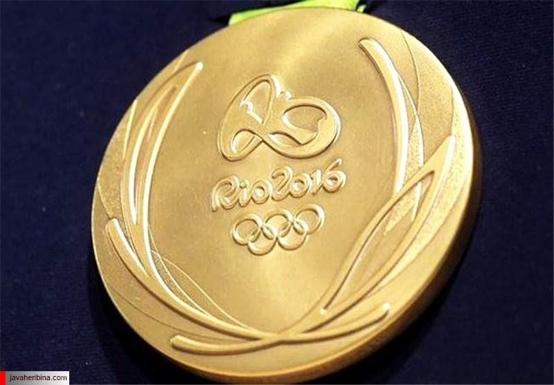 مدال طلای المپیک حسن یزدانی