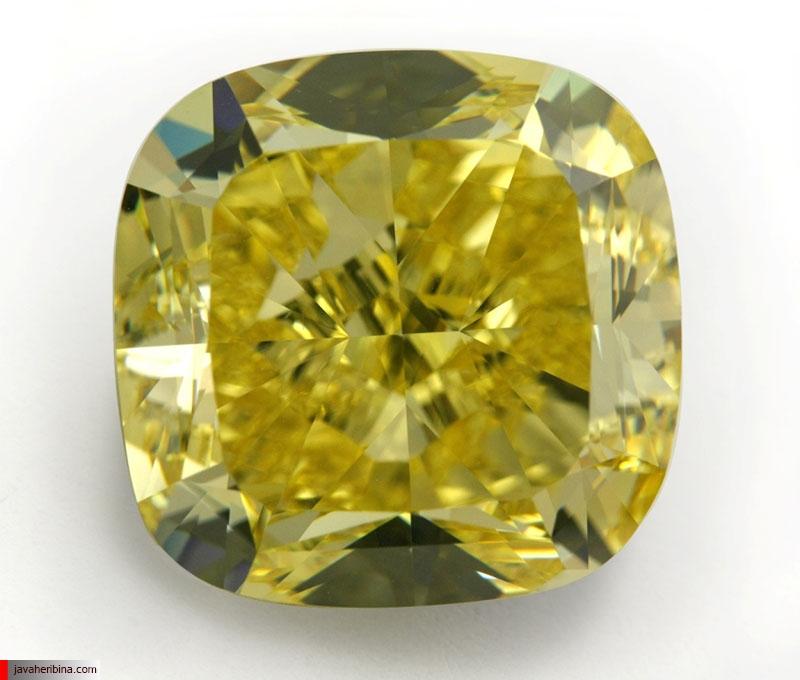 شناخت الماس زرد
