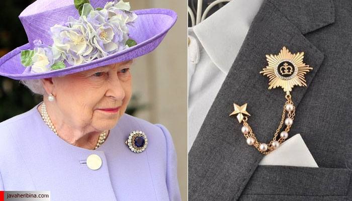 جواهرات ریز نقش برای شیک شدن لباس ها
