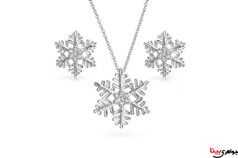 استفاده از جواهرات در فصل زمستان