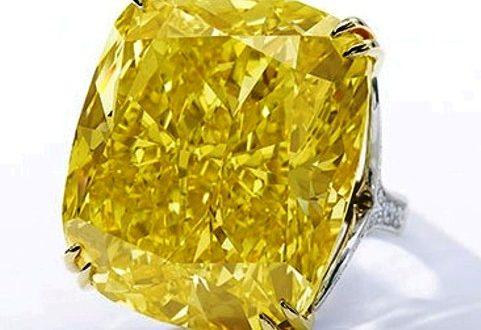 الماس زرد