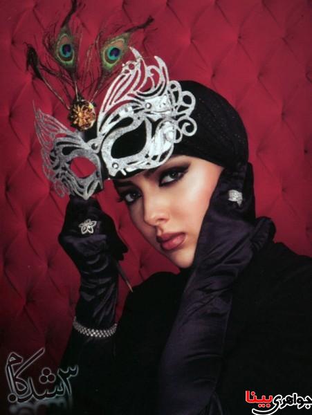 عکس بازیگران زن ایرانی با جواهرات