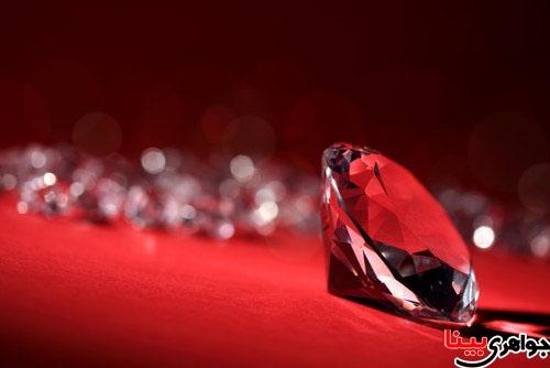 الماس سرخ