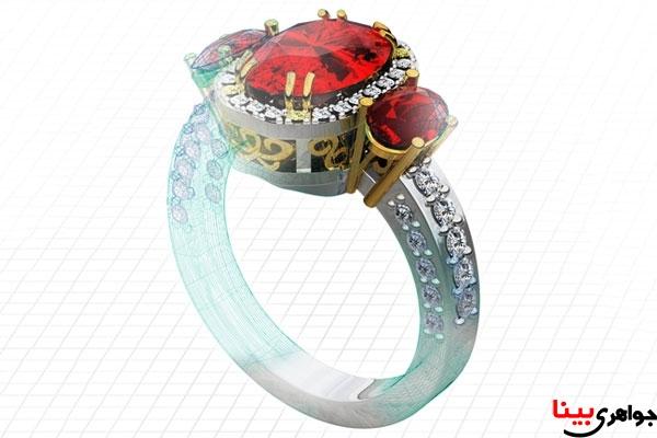 آشنایی با طراحی جواهر