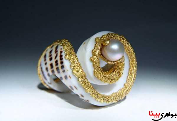 جواهرات ساخته شده از مروارید