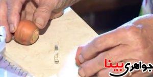 پیدا شدن حلقه ازدواج الماس در هویج پس از 13 سال