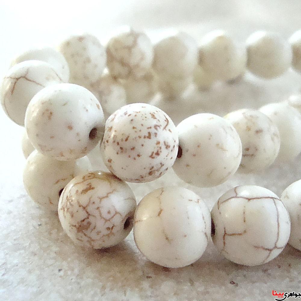 فیروزه سفید