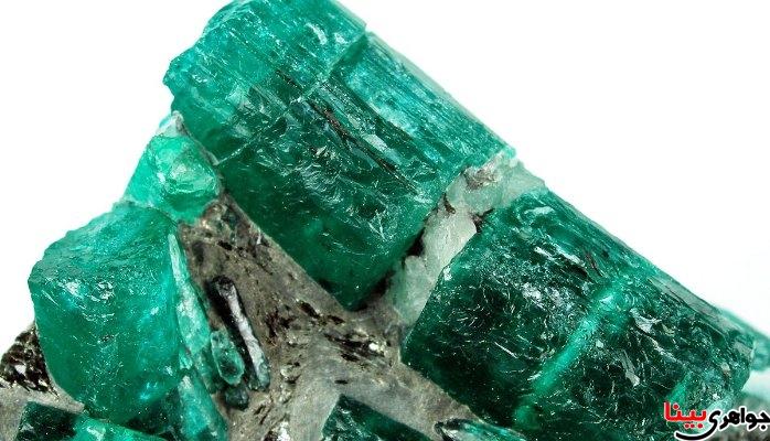 دانستی های سنگ زمرد Emerald