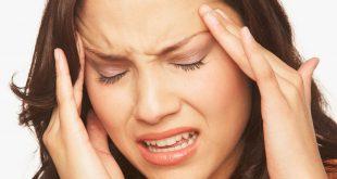 درمان سردرد با سنگ های شفابخش و گیاهان