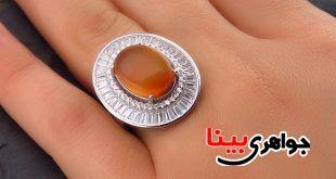 انگشتر عقیق یمنی