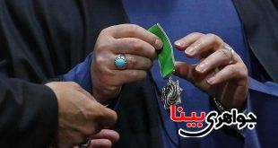 انگشتر های آقای حسن روحانی رییس جمهور ایران