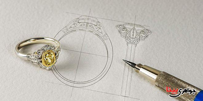 سفارش ساخت جواهرات نقره