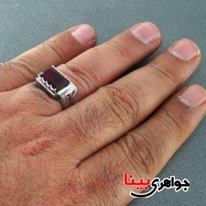 انگشتر فاخر مردانه