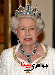 کلکسیون جواهرات ملکه الیزابت