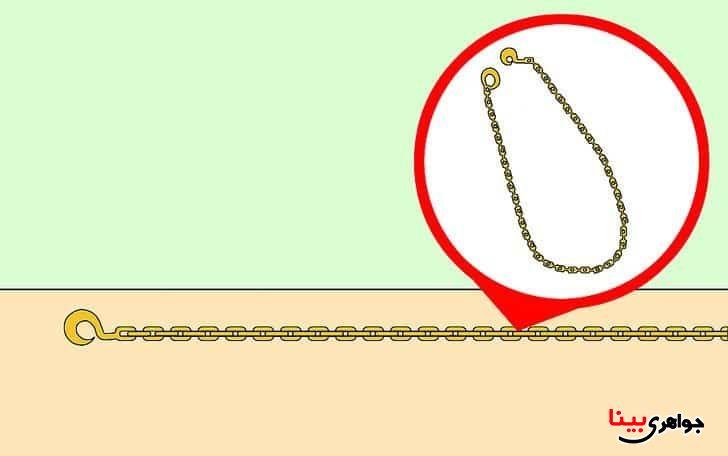 اندازه گیری طول زنجیر