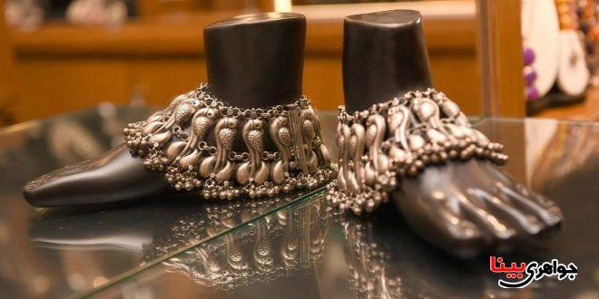 براق كردن جواهرات نقره