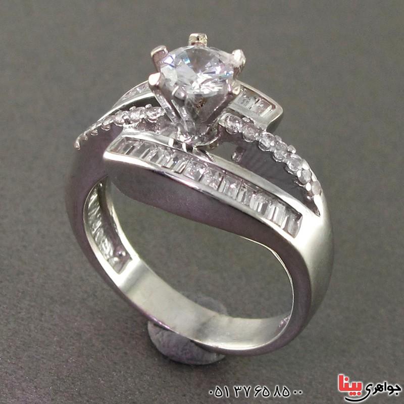 انگشتر الماس