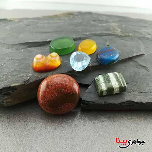 بررسی انواع سنگ های شفـا دهنـده
