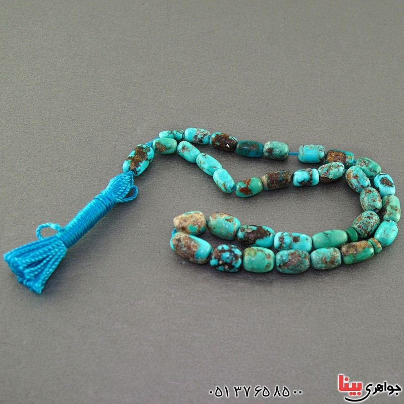 تعبیر خواب تسبیح آبی | مجله جواهری بینا | انگشتر، گردنبند، جواهرات نقره، نگین، تسبیح