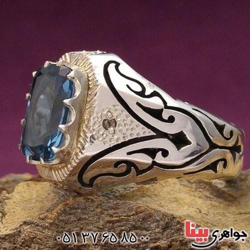 انگشتر های دور الماس مردانه